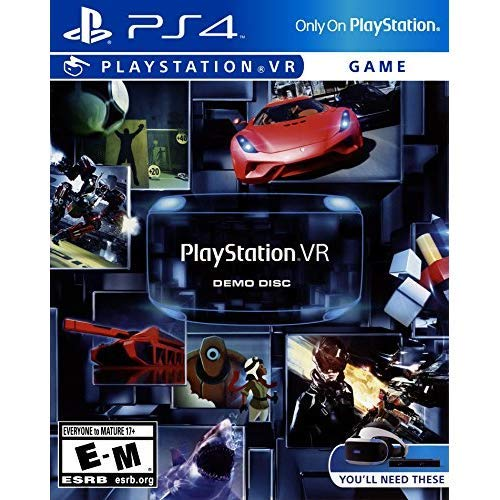 (PlayStation VR Demo Disc (Game Only))