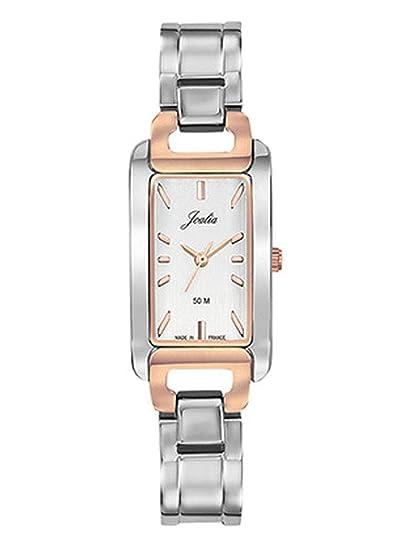 Joalia - Reloj Mujer - h634 m072 - Pulsera Plateado - Caja ...