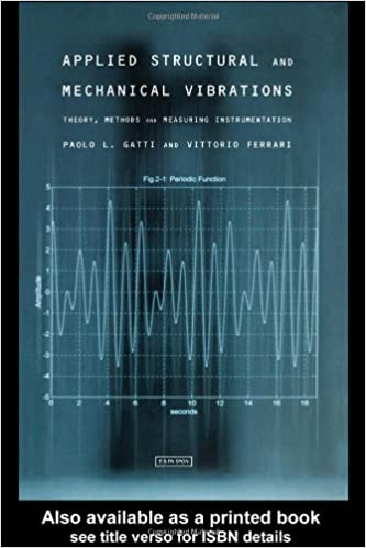Applied structural and mechanical vibrations: theory, methods, and measuring instrumentation