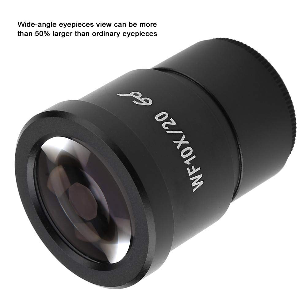 DM-WF005G WF16X Magnification Microscope Wide-Angle Eyepiece Interface 30mm Install Diameter Microscope Eyepieces
