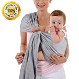 Best B&Y Baby Slings - 4 in 1 Baby Wrap Carrier and Ring Review