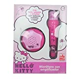 REIG Hello Kitty Hand Microphone with Amplified