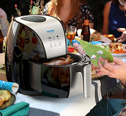 HOLSEM Air Fryer with Rapid Air Circulation Sys...