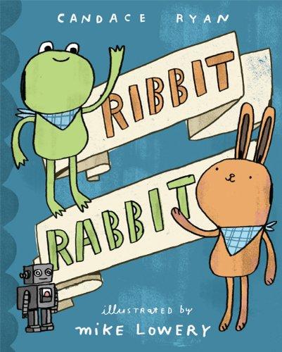 Download Ribbit Rabbit Text fb2 book