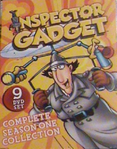 Inspector Gadget COMPLETE Season 1: Volumes 1-3 (Sam's Club Exclusive)