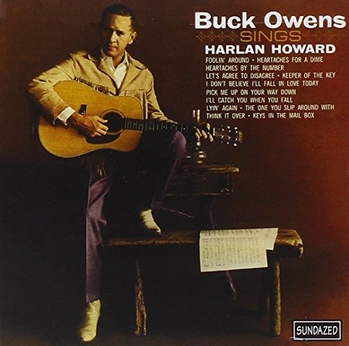 Buck Owens Sings Harlan Howard by Owens, Buck