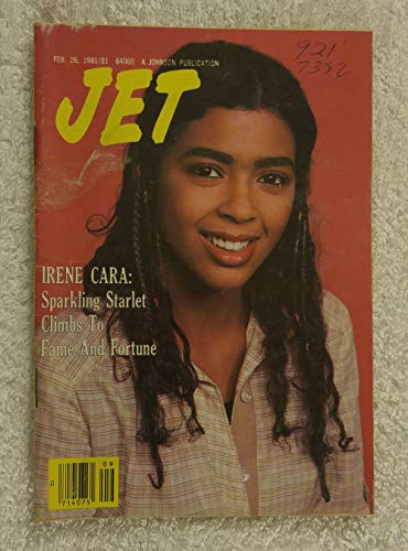 Irene Cara - Fame - Sparkling Starlet Climbs to Fame & Fortune - Jet Magazine - February 26, ()