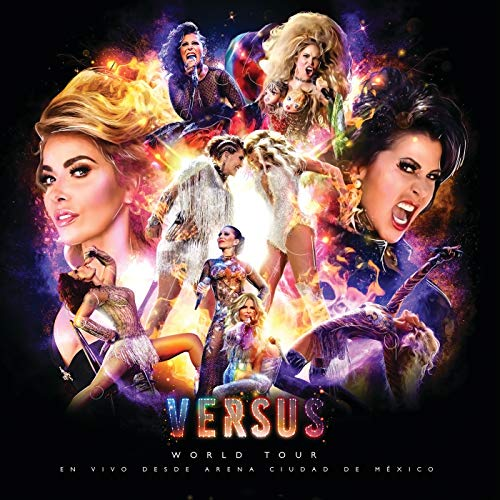 Top versus world tour gloria trevi