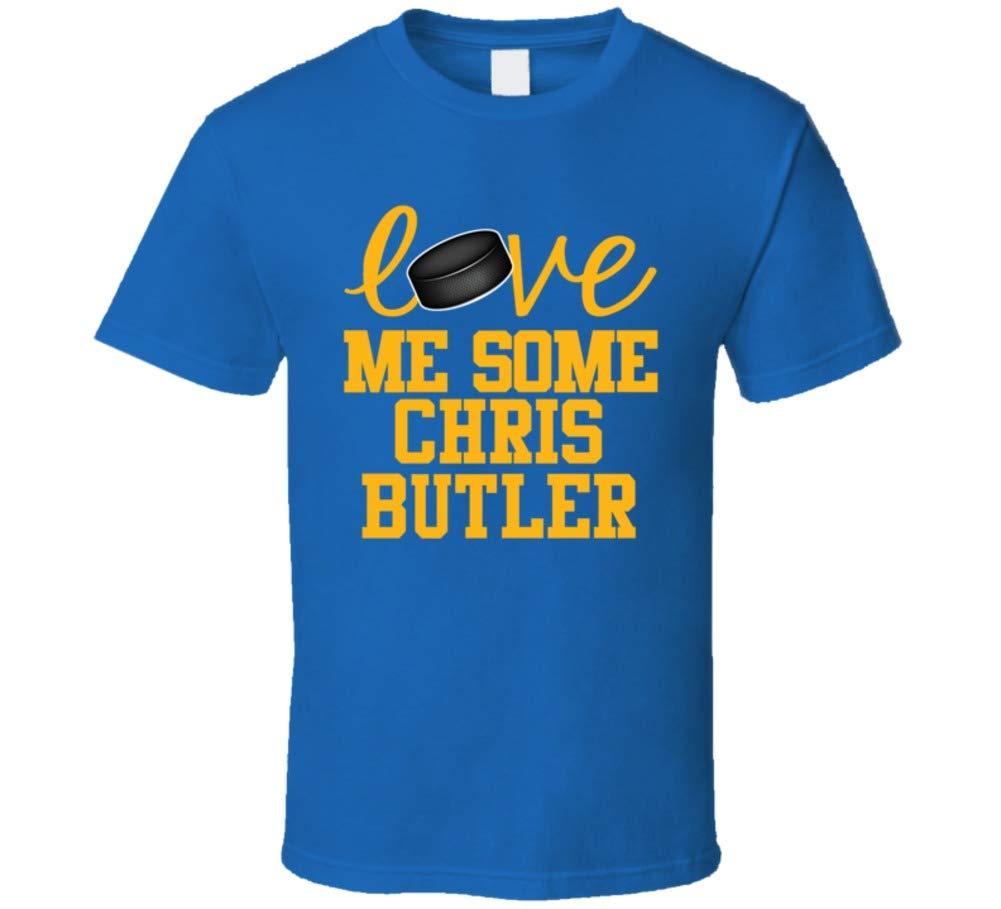 Chris Butler Love Me Some St Louis Hockey Fan T Shirt 3343