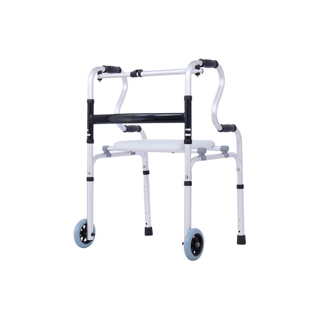 車輪付き歩行者、障害者支援歩行リハビリ用歩行者   B07JHDPYY9