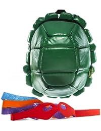 TMNT Shell Backpack Green (Standard)
