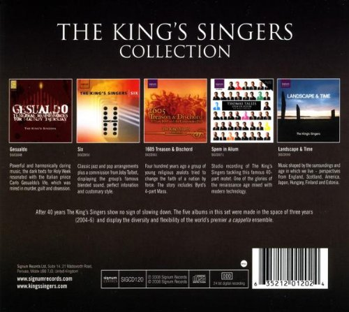 King's Singers Collection / Various
