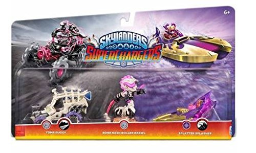 Skylanders SuperChargers: Triple Pack #2