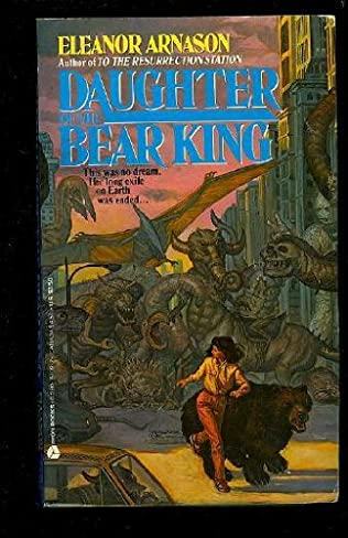 book cover of Daughter of the Bear King