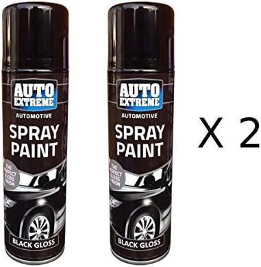 Novelty Spray de Pintura de Madera para Coche, 250 ML, Color Negro ...