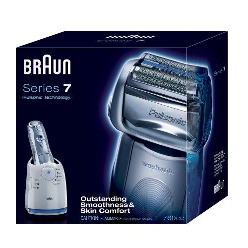 Braun Series 7- 760cc Shaver