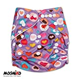 Are you the parent of a newborn, and you are alarmed at how much of your money now gets spent on diapers? Moshiko Cloth Diapers will help you cut down on multiple costs.  Aside from the disposable diapers themselves, you will have less garbag...