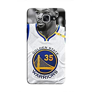 Cover It Up - Golden State Warriors Galaxy J7 Max Hard Case