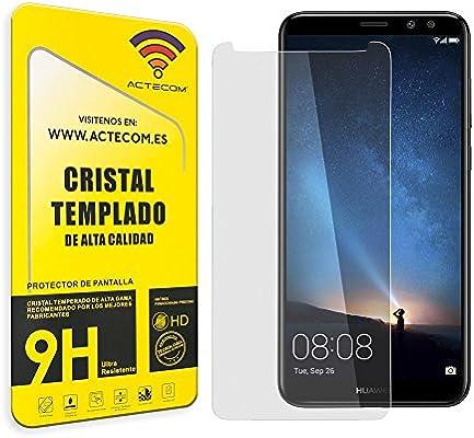 actecom¨ Cristal Templado Protector Pantalla 0.2MM para Huawei ...