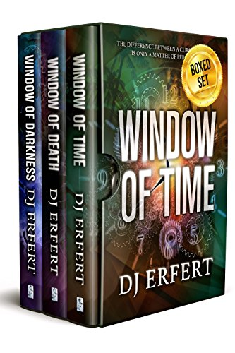 Window Of Time Boxed Set by DJ Erfert ebook deal