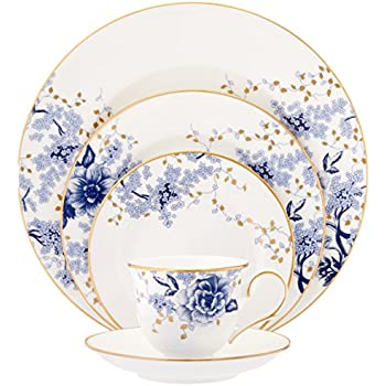 Lenox Garden Grove 5-Piece Place Setting  sc 1 st  Amazon.com & Amazon.com | Lenox Marchesa Couture 5-Piece Place Setting Empire ...