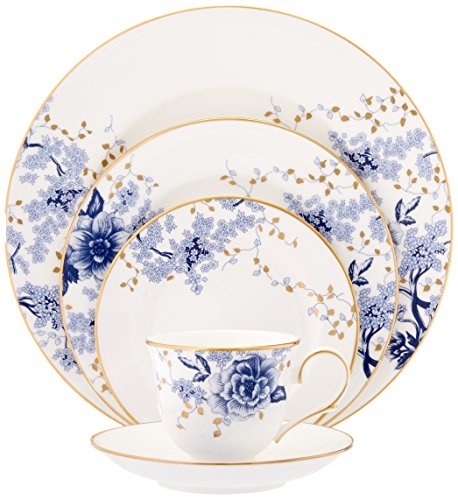 -Piece Place Setting (Garden Toile Fabric)