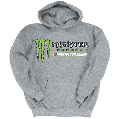 energy monster hoodie - 1