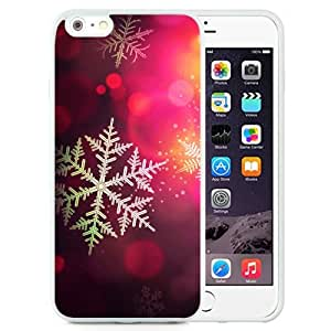 Unique Designed Cover Case For iPhone 6 Plus 5.5 Inch With Chritma Bokeh Holiday Pattern Wallpaper (2) Phone Case Kimberly Kurzendoerfer