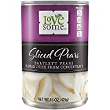 Lovesome Sliced Pears Juice from Concentrate, 15.25 Ounce