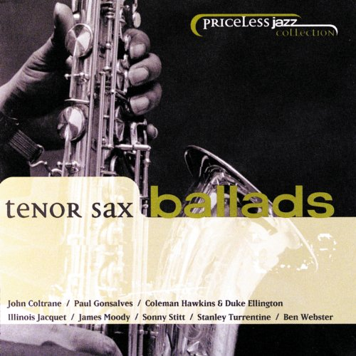Tenor Sax Ballads Priceless Jazz