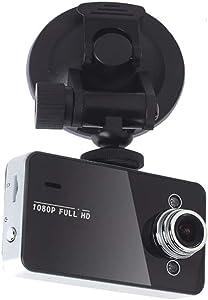 Dash Cam Recorder SOOTOP DVR Camcorder Webcam 2.4 inch TFT LCD Screen Super Night Vision 140 Degree Wide View G-Sensor Full HD 1280P Car DVR Camera Video Recorder Dashcam