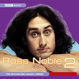Ross Noble Goes Global 2 Radio/TV Program