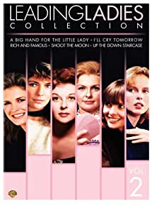 Leading Ladies Collection, Vol. 2 (A Big Hand For The Little Lady / I'll Cry Tomorrow / Rich And Famous / Shoot The Moon / Up The Down Staircase)