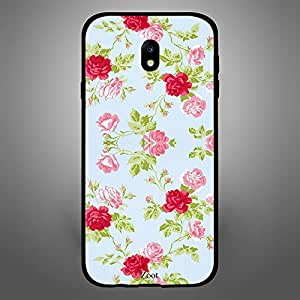 Samsung Galaxy J7 2017 Pink and Red Roses