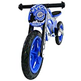 12 inch Wooden best kids balance bike GTX, Training Bike - wheels incl. tires, many different designs, Model:Police