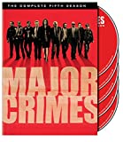 Image of Major Crimes: The Complete Fifth Season