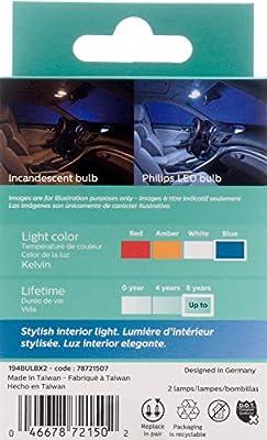 Philips 194ALED Ultinon LED