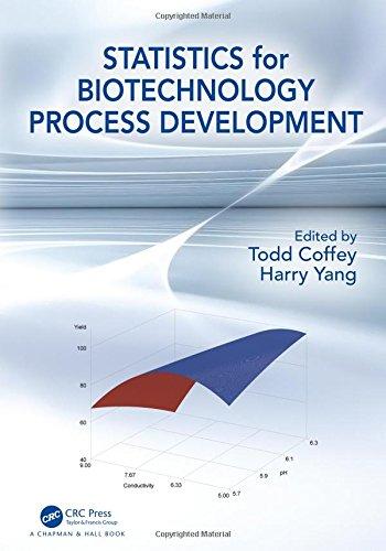 Statistics for Biotechnology Process Development