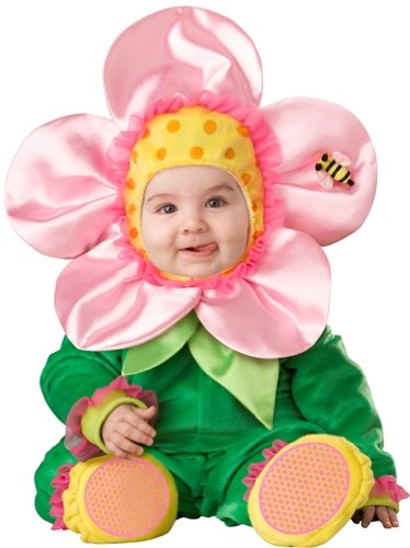 Cute Baby Girl Blossom Flower Halloween Costume Large (18 months - 2T) ()