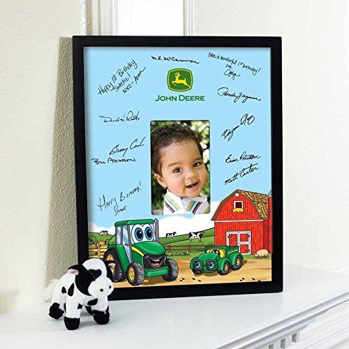 BirthdayExpress Johnny Tractor Framed Signature Matte by BirthdayExpress