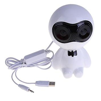 Altavoz Bluetooth Portátil, Altavoz para Ordenador Vanpower Altavoz de Subwoofer portátil estéreo USB con alimentación para computadora de escritorio ...