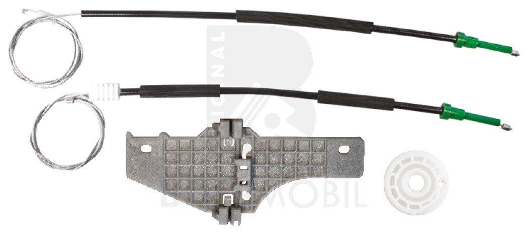 alzacristallo Serie 5/E39/99/ /06// 03/mecanismo trasera 5/puertos DX Derecho