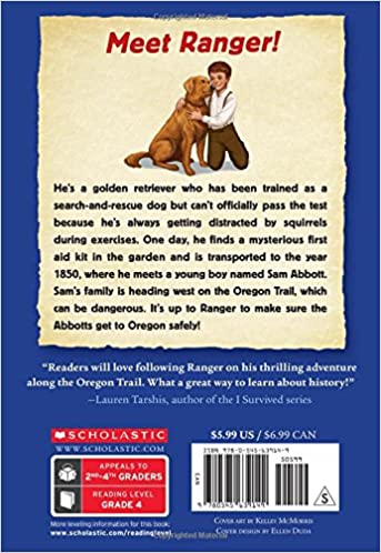 Rescue on the Oregon Trail (Ranger in Time #1): Kate Messner ...