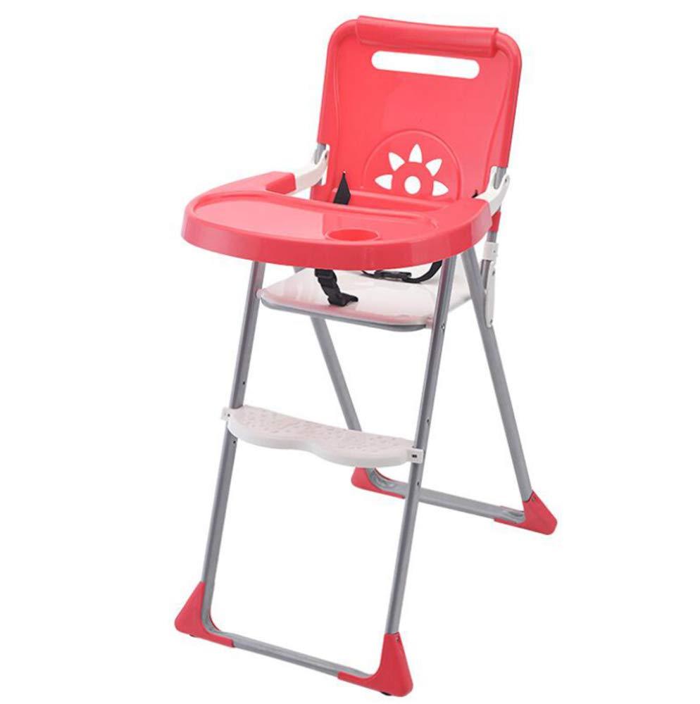 Axiba Children\'s high Chair Multifunctional Baby Chair Folding Baby Eating seat