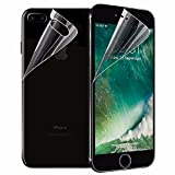 Plus TPU Guard Front+Back Crystal Clear, Hd Ultra Clear Film, EDGE to EDGE screen protector ( Note:- It'S Screen Protector Not A Glass ) for Apple iPhone 8 Plus