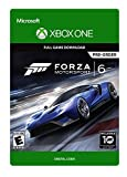 Forza Motorsport 6 Standard Edition Xbox One (Small Image)