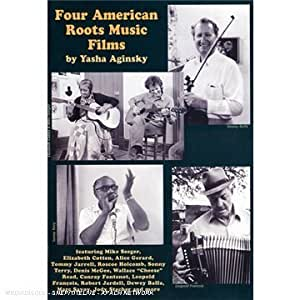 Amazon Com Four American Roots Music Film Mike Seeger