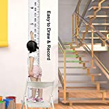 Smlper Growth Chart for Kids,Roll-up Height Chart