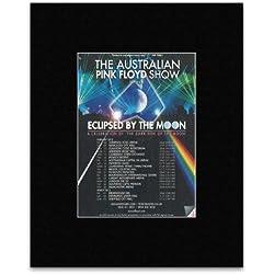 AUSTRALIAN PINK FLOYD SHOW - Feb/March Tour 2013 Mini Poster - 13.5x10cm