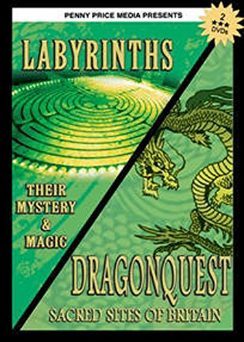 Labyrinths: Their Mystery & Magic; and, Dragonquest: Sacred Sites of Britain (DVD)